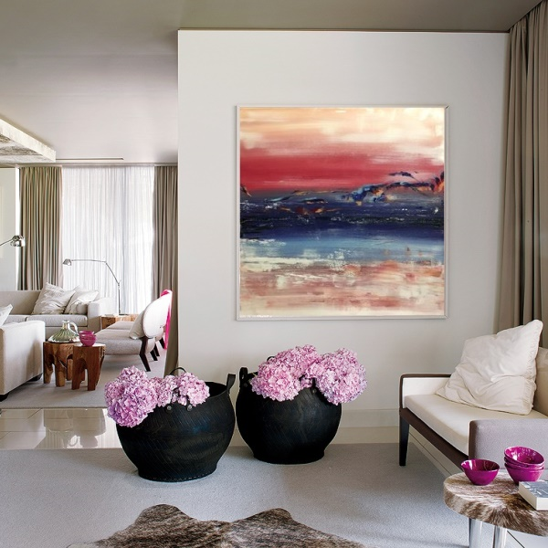 large painting, canvas painting, paintings, home decor