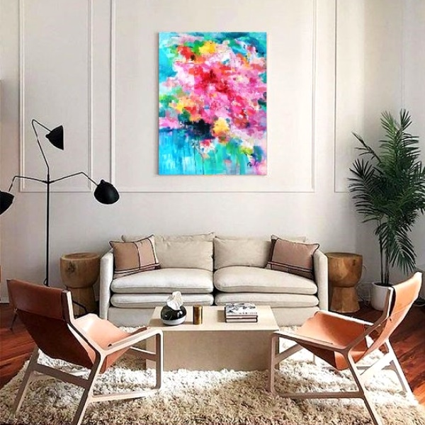 abstract art, contemporary painter, painting for sale