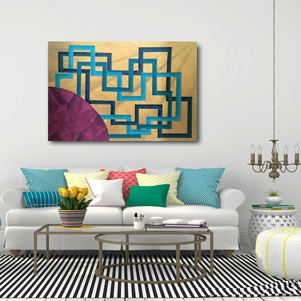 abstract paintings, online webshop, paintings, canvas