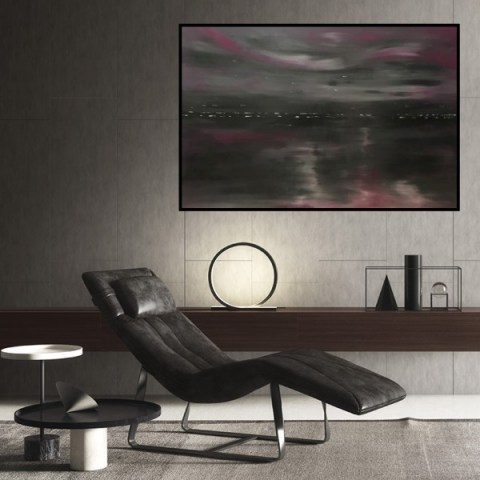 abstract landscape, landscape, large canvas art, modern picture