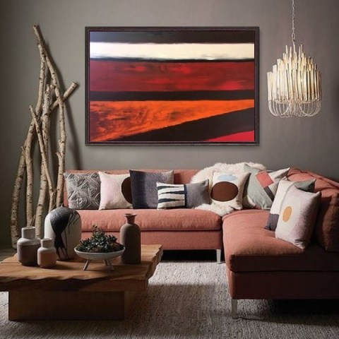 modern paintings, extra large painting, abstract painting