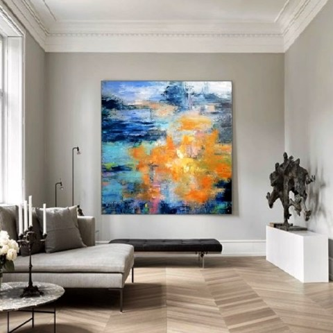 abstract paintings, acrylic paintings, contemporary painting
