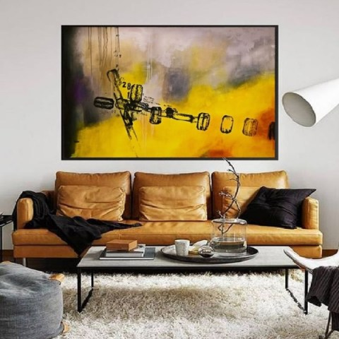 extra large wall art, contemporary art, large wall picture