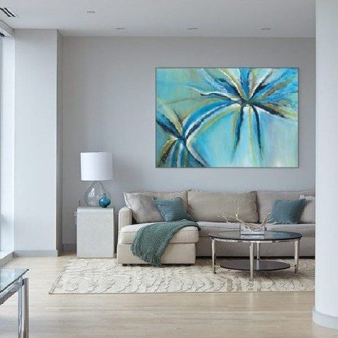 modern painting, pictures on wall, painter, abstract painting