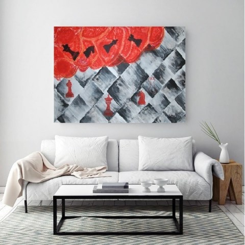 modern pictures, abstract painting, large modern art