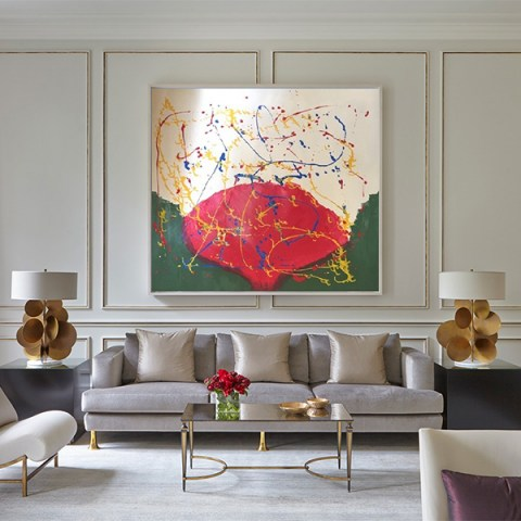 abstract paintings, modern painting, canvas painting