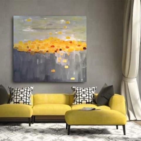 abstract painting, modern picture, online gallery